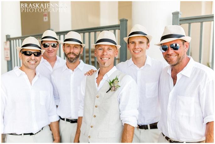 A Tybee Island Beach Wedding with a Brice Hotel Reception - Savannah Wedding Photographer - BraskaJennea Photography_0040.jpg