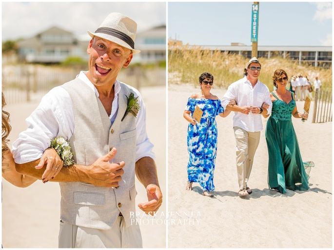 A Tybee Island Beach Wedding with a Brice Hotel Reception - Savannah Wedding Photographer - BraskaJennea Photography_0044.jpg