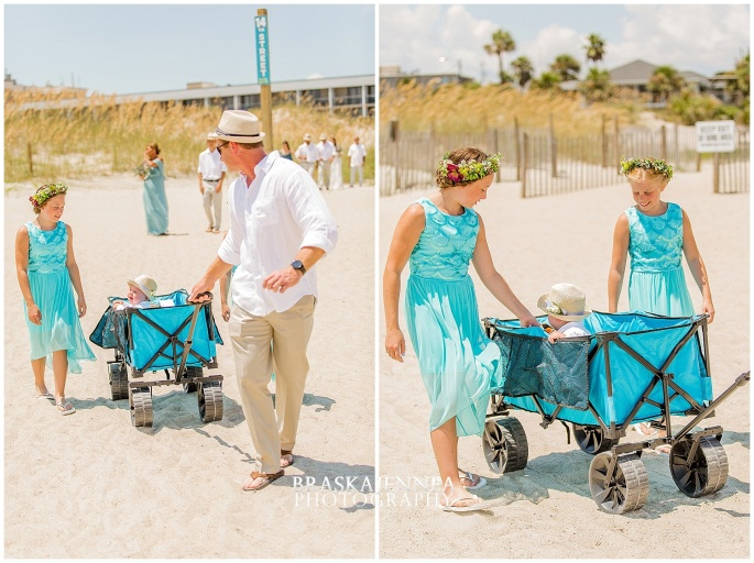 A Tybee Island Beach Wedding with a Brice Hotel Reception - Savannah Wedding Photographer - BraskaJennea Photography_0045.jpg