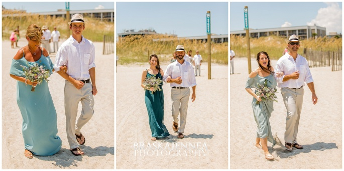 A Tybee Island Beach Wedding with a Brice Hotel Reception - Savannah Wedding Photographer - BraskaJennea Photography_0046.jpg