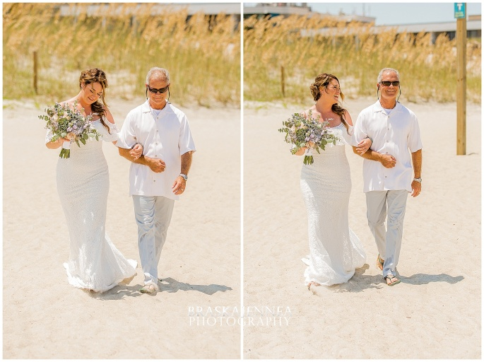 A Tybee Island Beach Wedding with a Brice Hotel Reception - Savannah Wedding Photographer - BraskaJennea Photography_0047.jpg