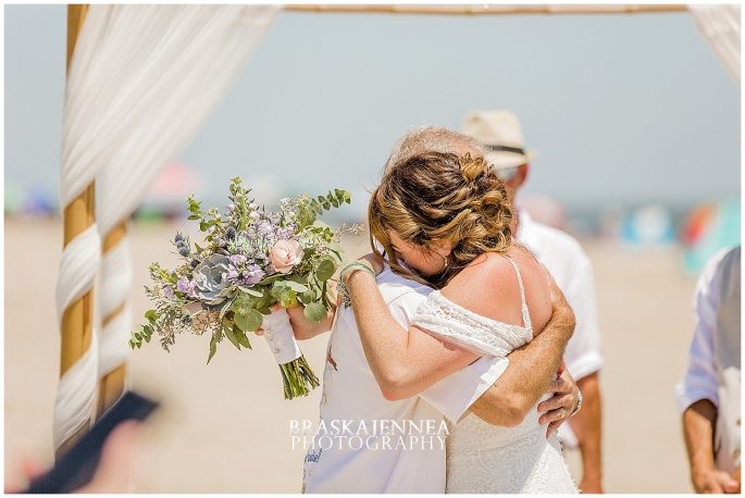 A Tybee Island Beach Wedding with a Brice Hotel Reception - Savannah Wedding Photographer - BraskaJennea Photography_0048.jpg