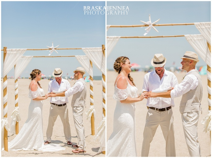 A Tybee Island Beach Wedding with a Brice Hotel Reception - Savannah Wedding Photographer - BraskaJennea Photography_0057.jpg