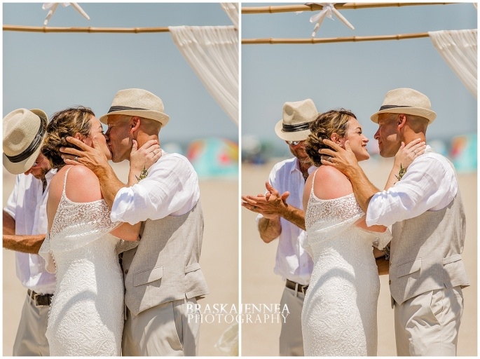 A Tybee Island Beach Wedding with a Brice Hotel Reception - Savannah Wedding Photographer - BraskaJennea Photography_0059.jpg
