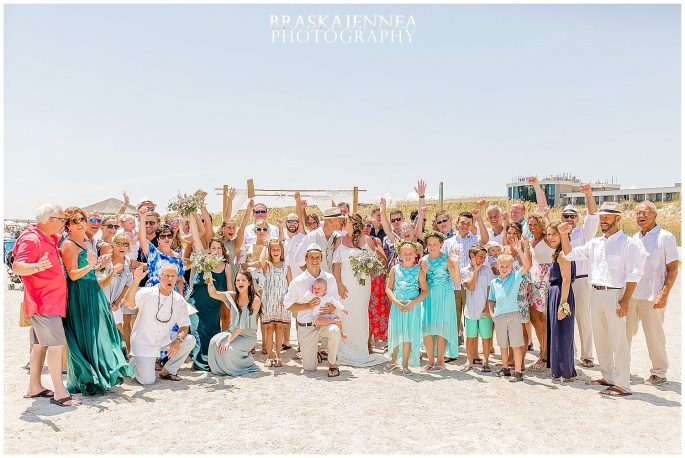 A Tybee Island Beach Wedding with a Brice Hotel Reception - Savannah Wedding Photographer - BraskaJennea Photography_0063.jpg