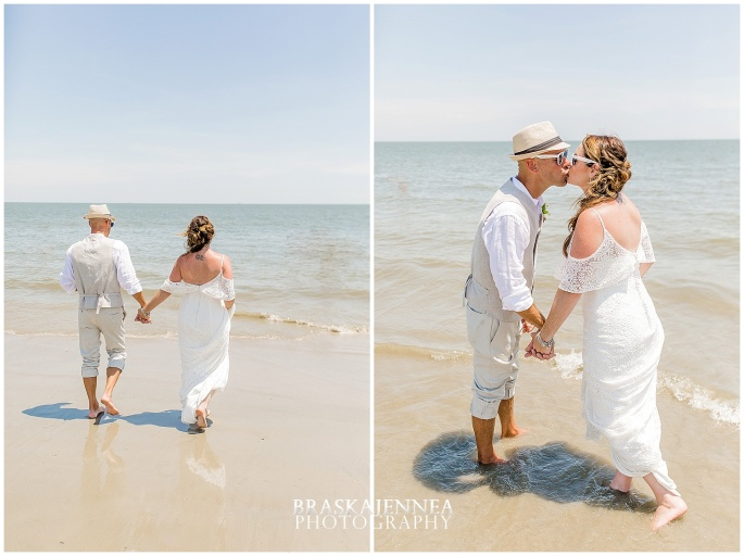 A Tybee Island Beach Wedding with a Brice Hotel Reception - Savannah Wedding Photographer - BraskaJennea Photography_0065.jpg
