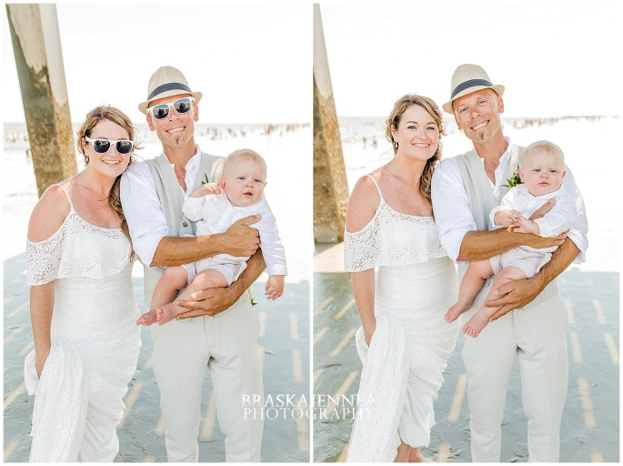 A Tybee Island Beach Wedding with a Brice Hotel Reception - Savannah Wedding Photographer - BraskaJennea Photography_0068.jpg