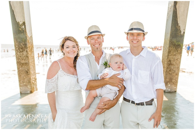 A Tybee Island Beach Wedding with a Brice Hotel Reception - Savannah Wedding Photographer - BraskaJennea Photography_0069.jpg