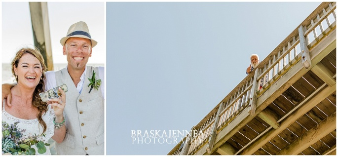 A Tybee Island Beach Wedding with a Brice Hotel Reception - Savannah Wedding Photographer - BraskaJennea Photography_0070.jpg