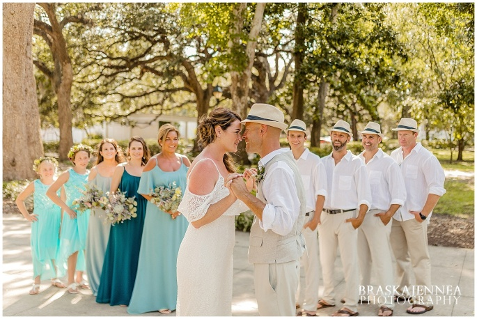 A Tybee Island Beach Wedding with a Brice Hotel Reception - Savannah Wedding Photographer - BraskaJennea Photography_0088.jpg