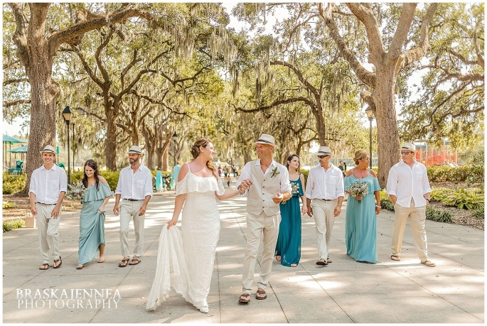 A Tybee Island Beach Wedding with a Brice Hotel Reception - Savannah Wedding Photographer - BraskaJennea Photography_0090.jpg
