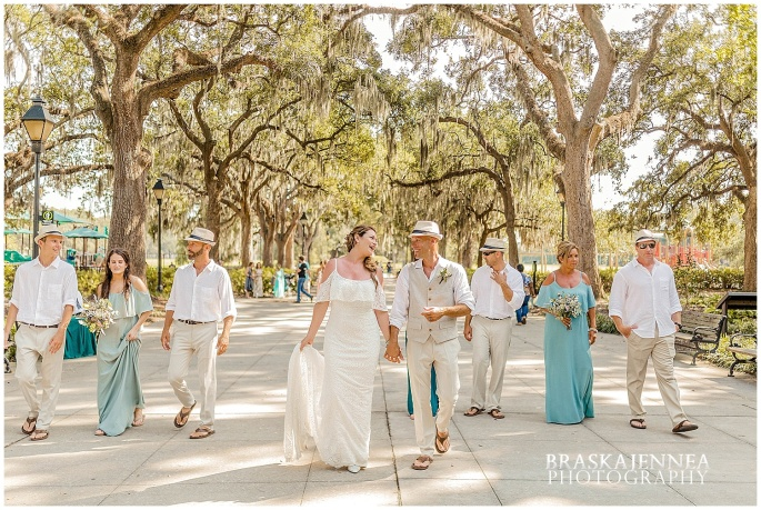 A Tybee Island Beach Wedding with a Brice Hotel Reception - Savannah Wedding Photographer - BraskaJennea Photography_0091.jpg