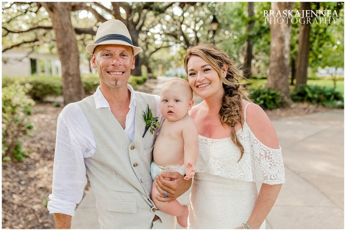 A Tybee Island Beach Wedding with a Brice Hotel Reception - Savannah Wedding Photographer - BraskaJennea Photography_0094.jpg