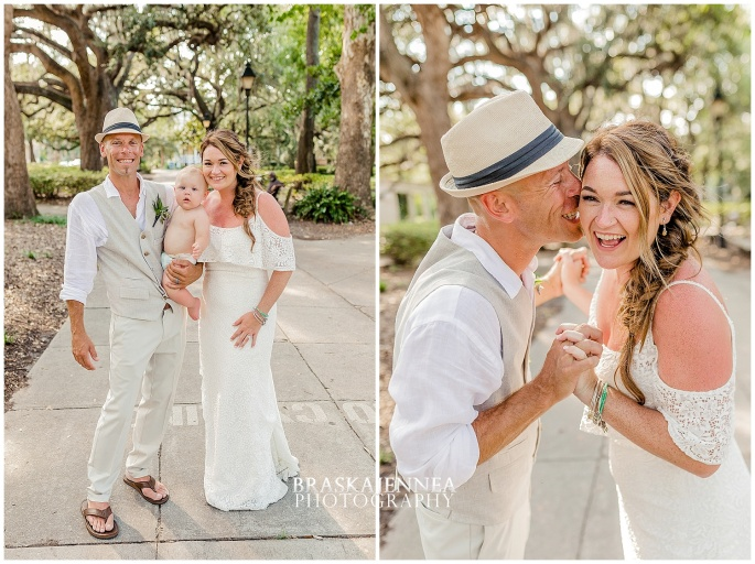 A Tybee Island Beach Wedding with a Brice Hotel Reception - Savannah Wedding Photographer - BraskaJennea Photography_0096.jpg