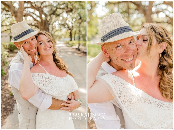 A Tybee Island Beach Wedding with a Brice Hotel Reception - Savannah Wedding Photographer - BraskaJennea Photography_0097.jpg