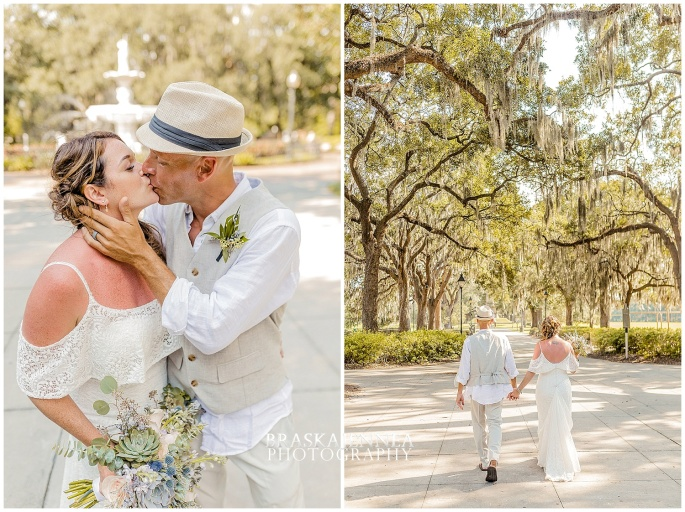 A Tybee Island Beach Wedding with a Brice Hotel Reception - Savannah Wedding Photographer - BraskaJennea Photography_0098.jpg