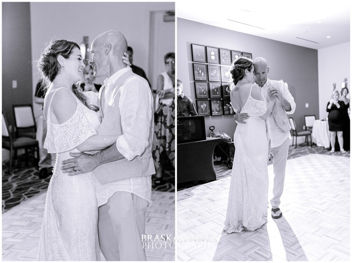 A Tybee Island Beach Wedding with a Brice Hotel Reception - Savannah Wedding Photographer - BraskaJennea Photography_0126.jpg