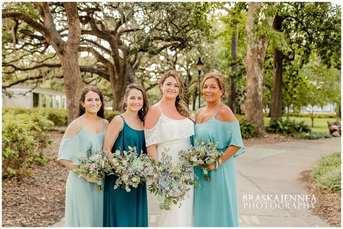 A Tybee Island Beach Wedding with a Brice Hotel Reception - Savannah Wedding Photographer - BraskaJennea Photography_0152.jpg