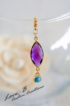 Curvy Friendly Nickel Free Trendy Gemstone Jewelry - Love, B Custom Jewelry Creations- BraskaJennea Photography-12