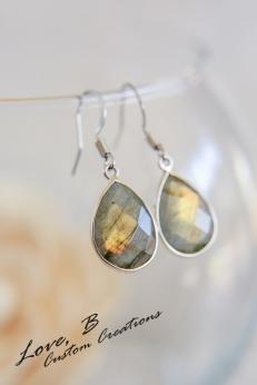Curvy Friendly Nickel Free Trendy Gemstone Jewelry - Love, B Custom Jewelry Creations- BraskaJennea Photography-18