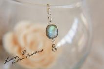Curvy Friendly Nickel Free Trendy Gemstone Jewelry - Love, B Custom Jewelry Creations- BraskaJennea Photography-32