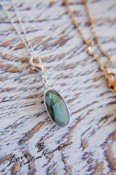 Curvy Friendly Nickel Free Trendy Gemstone Jewelry - Love, B Custom Jewelry Creations- BraskaJennea Photography-4