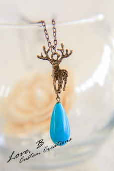 Curvy Friendly Nickel Free Trendy Gemstone Jewelry - Love, B Custom Jewelry Creations- BraskaJennea Photography-52