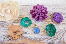 Curvy Friendly Nickel Free Trendy Gemstone Jewelry - Love, B Custom Jewelry Creations- BraskaJennea Photography-58
