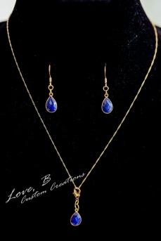 Curvy Friendly Nickel Free Trendy Gemstone Jewelry - Love, B Custom Jewelry Creations- BraskaJennea Photography-65