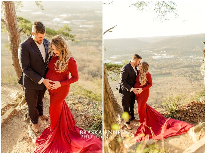 A Lookout Mountain Sunset Rock Maternity Session - Chattanooga Family Photographer - BraskaJennea Photography_0002.jpg