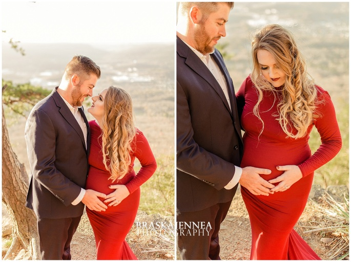 A Lookout Mountain Sunset Rock Maternity Session - Chattanooga Family Photographer - BraskaJennea Photography_0003.jpg