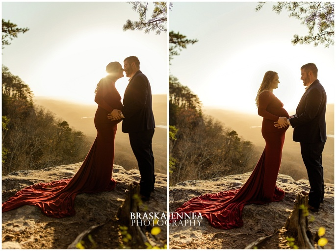 A Lookout Mountain Sunset Rock Maternity Session - Chattanooga Family Photographer - BraskaJennea Photography_0014.jpg