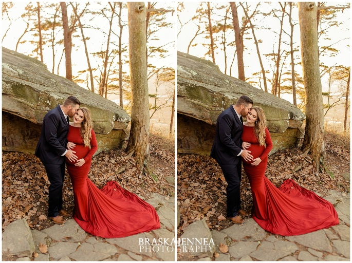 A Lookout Mountain Sunset Rock Maternity Session - Chattanooga Family Photographer - BraskaJennea Photography_0021.jpg