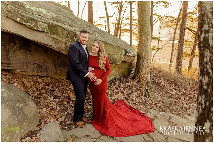 A Lookout Mountain Sunset Rock Maternity Session - Chattanooga Family Photographer - BraskaJennea Photography_0022.jpg