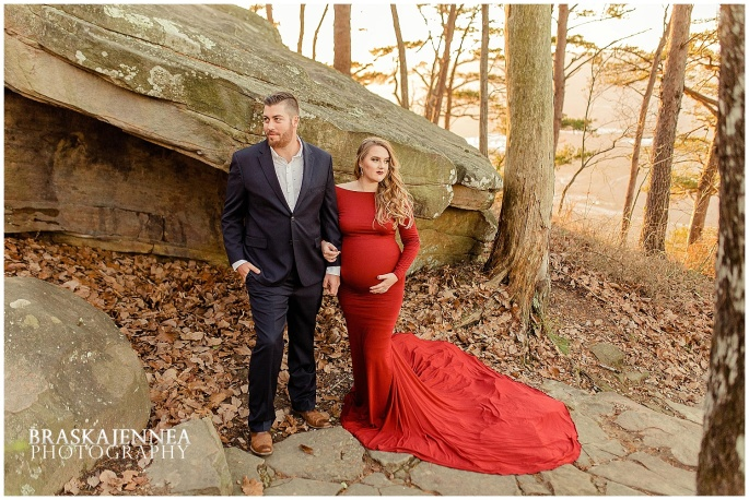 A Lookout Mountain Sunset Rock Maternity Session - Chattanooga Family Photographer - BraskaJennea Photography_0029.jpg