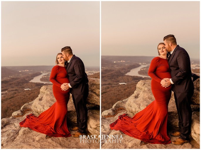 A Lookout Mountain Sunset Rock Maternity Session - Chattanooga Family Photographer - BraskaJennea Photography_0042.jpg