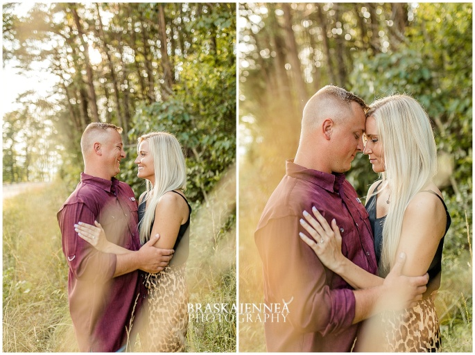 An Ocoee River Waterfall Engagement - Chattanooga Wedding Photographer - BraskaJennea Photography_0021.jpg