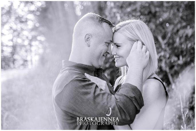 An Ocoee River Waterfall Engagement - Chattanooga Wedding Photographer - BraskaJennea Photography_0022.jpg