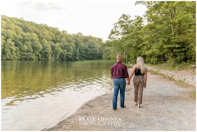 An Ocoee River Waterfall Engagement - Chattanooga Wedding Photographer - BraskaJennea Photography_0033.jpg