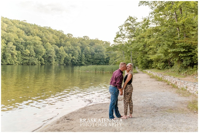 An Ocoee River Waterfall Engagement - Chattanooga Wedding Photographer - BraskaJennea Photography_0034.jpg