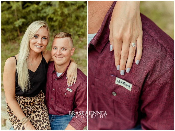 An Ocoee River Waterfall Engagement - Chattanooga Wedding Photographer - BraskaJennea Photography_0039.jpg