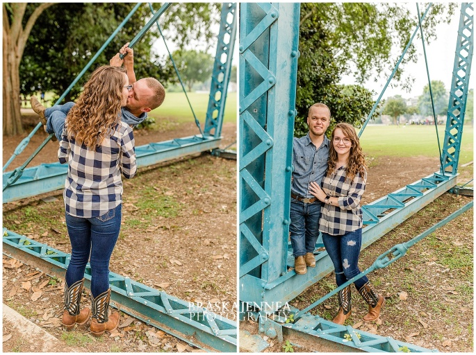 Downtown Chattanooga Coolidge Park Carousel Engagement - Chattanooga Wedding Photographer - BraskaJennea Photography_0014.jpg