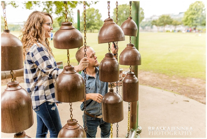 Downtown Chattanooga Coolidge Park Carousel Engagement - Chattanooga Wedding Photographer - BraskaJennea Photography_0017.jpg