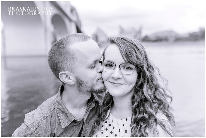 Downtown Chattanooga Coolidge Park Carousel Engagement - Chattanooga Wedding Photographer - BraskaJennea Photography_0027.jpg