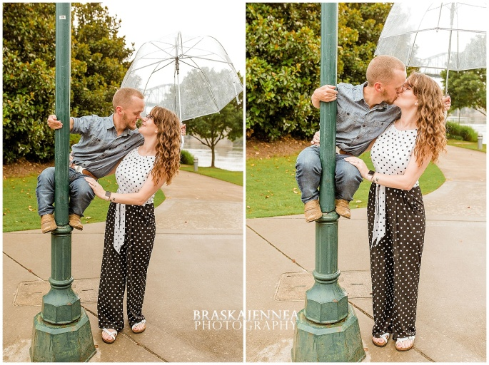 Downtown Chattanooga Coolidge Park Carousel Engagement - Chattanooga Wedding Photographer - BraskaJennea Photography_0036.jpg